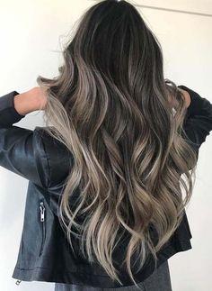 Beautiful Hair Color Ideas for 2018 Spring Season