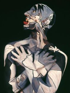 Guernica, after Picasso by http://chadwickandspector.wordpress.com/work/