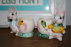 Little Housewife: Vintage Egg Cups