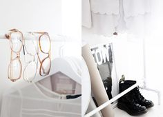 5 Chic Ways To Decorate With A Clothing Rack