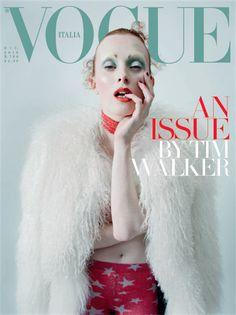 Vogue Italia December 2015 - Photography by Tim Walker