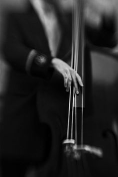 BnW, music.Feel the strings of your cello. Playing with passion is the most vibrating orgasm you can feel and enjoy in your life.