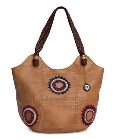 Take a look at this Americana Starburst Shoulder Bag by The Sak on #zulily today!