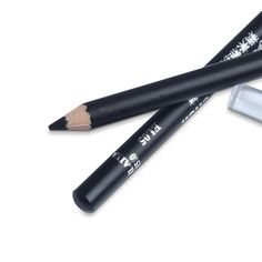 1pc New Professional makeup Black Eye Liner Smooth Waterproof Cosmetic Makeup Eyeliner Pencil