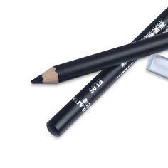 1pc New Professional makeup Black Eye Liner Smooth Waterproof Cosmetic Makeup Eyeliner Pencil