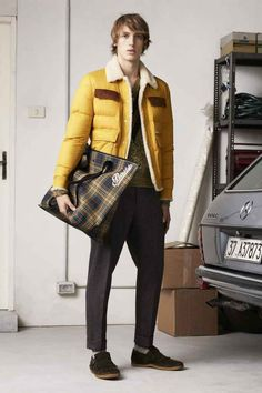 Male Fashion Trends: Bally Fall-Winter 2018 Menswear Collection