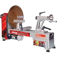 The Comet II is at home as the primary or secondary lathe in a multi-functional workshop and is ideal for those who travel a lot for their hobby or who teach/demonstrate frequently. Lathe Tools, Woodworking Lathe, Learn Woodworking, Wood Tools, Woodworking Projects, Carpentry Tools, Unique Woodworking, Wood Turning Lathe, Wood Turning Projects
