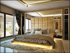 Luxury Classic Master Bedroom Project On Cirebon Indonesia