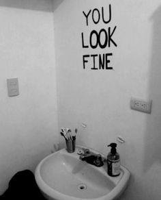 Apathetic mirror