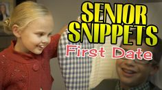 Two Kids Act Out the Audio of a Happily Married Senior Couple Chatting About Their 'First Date'
