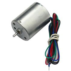 BLDC2430-370 Brushless DC 12V 6000RPM Motor w/ Long Service Life Small Noise. Find the cool gadgets at a incredibly low price with worldwide free shipping here. BLDC2430-370 Brushless DC 12V 6000RPM Motor w/ Long Service Life Small Noise, DIY Parts & Components, . Tags: #Electrical #Tools #DIY #Parts #Components
