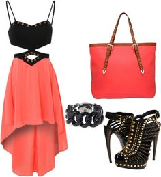 1000+ images about Polyvore Outfits on Pinterest | Created by, Red ...
