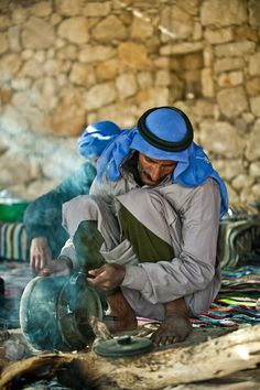 Bedouin tea..in Egypt. So many cups of tea we've had, so many wonderful chats. Love this.