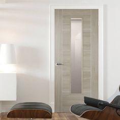 Internal Doors - Glazed, Panel, Wooden, Oak - Direct Doors UK – Page 4 Grey Internal Doors, Grey Doors, Oak Doors, Contemporary Doors, Modern Door, Primed Doors, Veneer Door, Door Fittings, External Doors