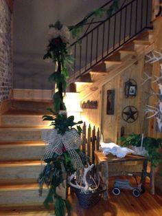 Customer's stair's