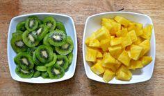 Kiwi and pineapple! (photo credit to @nutriella on tumblr)