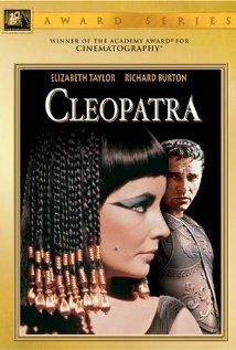Cleopatra / Directed by	Joseph L. Mankiewicz  Darryl F. Zanuck Based on	The Life and Times of Cleopatra by  C.M. Franzero  Histories by  Plutarch, Suetonius, and Appian  Narrated by	Ben Wright  Starring	Elizabeth Taylor  Richard Burton  Rex Harrison  Roddy McDowall  Martin Landau  Hume Cronyn  George Cole  Release date(s)	June 12, 1963 (US)