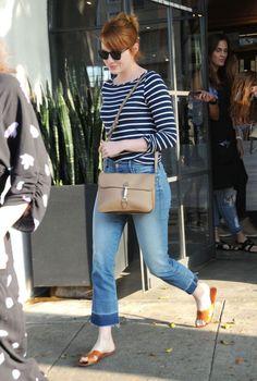 11 Looks da Emma Stone Por Aí - Fashionismo