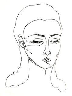 self-portrait by monocore mncore.tumblr.com  #illustration #drawing #linework Self Portait, Drama, Portrait, Drawings, Illustration, Art, Sketches, Art Background, Headshot Photography