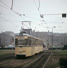 DDR - Straßenbahn Alexanderplatz 1967 | V-like-Vintage