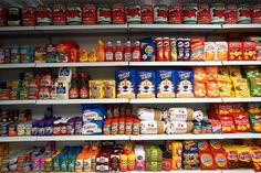 Incredible Convenience Store made of Felt | Netfloor USA