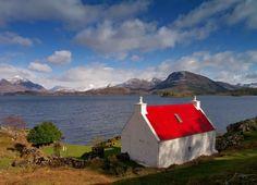 Loch Torridon & Torridon Peaks , Isle of Skye