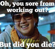 Lol workout motivation