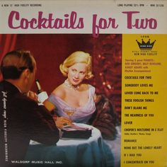 Cocktails for Two #vintage #vinyl #records