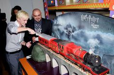 The Food Network's take on the Harry Potter craze, Ace of Cakes...