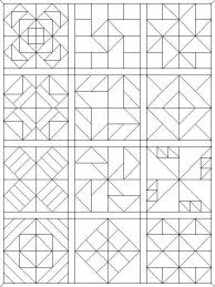 Barn Quilt Patterns Free 2 Coloring Pages Quilt Blocks Free Online Printable Coloring Pages Sheets For Kid Barn Quilt Patterns Barn Quilt Designs Barn Quilts