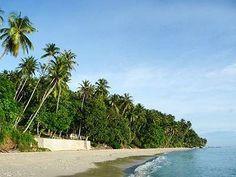 Beautifull beach in Aceh Indonesia