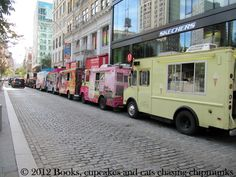 Random NYC: Food Truck Nation