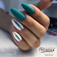 nails - pretty matte nail art designs ideas spring 2019 page 35 Matte Acrylic Nails, Gold Nails, Acrylic Nail Designs, Nail Art Designs, Oval Nails, Shellac Nails, Gel Manicure, Black Nails, Solid Color Nails