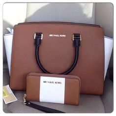#MichaelKors 2016 Cheap MK!! More than 60% Off Cheap!! Discount Michael Kors OUTLET Online Sale!! JUST CLICK IMAGE ^-^ And some of them just cost $38.99.