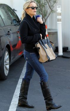 Reese Witherspoon, girl these are fab boots !!!!!!