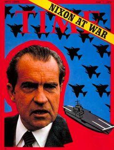 Nixon at War, Time Magazine, May 1, 1972