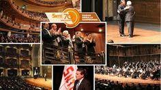 70 años SNTE: Concierto de Gala en Bellas Artes