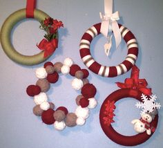 Christmas Wreaths!