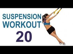 Workout 21 TRX | BOW | RIP60 Suspension Training - YouTube