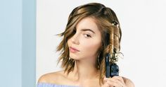 A step-by-step tutorial for re-creating the most popular hairstyle on Instagram: tousled, lived-in waves. All in GIFs.