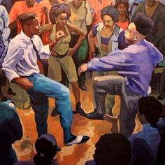 1000 images about art alkebulan perspective paintings for House party kid n play