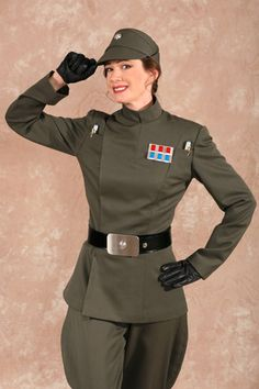 star wars officer uniform | Kay Dee Designs - Star Wars Imperial Officer Costume