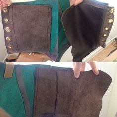 , I thought it would be worthwhile to make a detailed synopsis of how I made my corset for Wonder ...