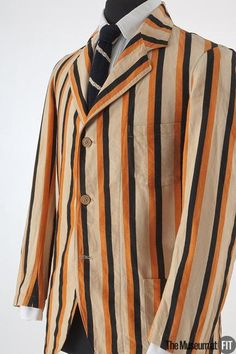 Man's Blazer, 1928, via The Museum at FIT.