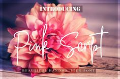 Today we have for you very Beautiful Handwriting Fonts with some sexy and stylish extras. It's designed by Alde Saputro. With over 100 ligatures, and a full set of lowercase alternates, this font is suitable for various projects. Let's download and use it to make your design stand out from the crowd. Check it out and enjoy!