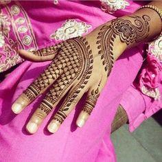 Kalpana Roy created a post - New Mehendi Patterns ❤. #mehendi #designs #trendy