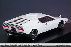 ISUZU BELLETT MX 1600 GHIA (1969)