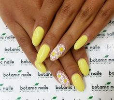 3 Yellow Nails 600x525