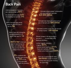 Back Pain:  By the Numbers.  Physical Therapy can change this!  Wellspring Health Center in Hopkins, MN is a great place to start! www.wellspringhopkins.com  @WellspringHealthCtr