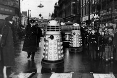 Doctor Who: 34 Dalek pictures from the archives - Wales Online